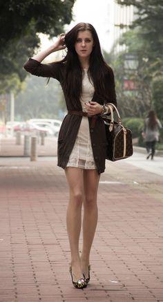 top trend - long cardigan