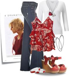 """""""Untitled #269"""" by raq40 on Polyvore"""
