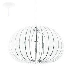 COSSANO 450 PENDANT WHITE - Modern Pendants - Pendant Lights - Lighting Direct