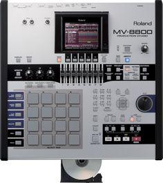 MV-8800: Production Studio   Roland U.S.