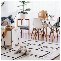 Hopscotch rugs by @_____kaos_____ are in stock - such a beautiful piece to add to any playroom - doesn't it bring back wonderful memories! Lovely styling by one of our fave accounts @oh.eight.oh.nine Afterpay and ZipPay available Shop Now: www.minimacko.com.au . . . . . #afterpay #zippay #kaoshopscotchrug #minimalist #playroom #kidsinspo #kidsinterior #hopscotchrug