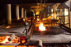 BBQ Claro de Lua San Felice Circeo italy
