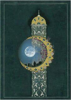 Arabian Art, Arabesque, Illumination Art, Arabic Calligraphy Art, Caligraphy, Islamic Patterns, Turkish Art, Art Inspo, Design Art