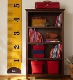 Is your growth chart larger than life?