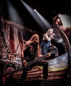 Metal Bands, Rock Bands, Hard Rock Music, Viking Metal, Amon Amarth, Symphonic Metal, Music Artwork, Metalhead, Death Metal