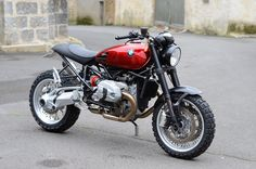 Racing Cafè: BMW R 1200R by Motorieep
