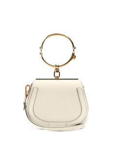 Click here to buy Chloé Nile small leather and suede cross-body bag at MATCHESFASHION.COM