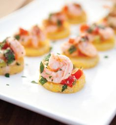 Shrimp and Grits Cakes
