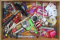 Chaos in der Schublade