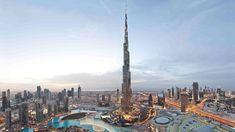 Armani Hotel Dubai (inside Burj Khalifa, world's tallest tower): full tourTheRealLink: I had the fortunate to visit Dubai back in September of Dubai Airport, Dubai City, Dubai Trip, Dubai Travel, Luxury Travel, Luxury Suv, Luxury Hotels, Beautiful Hotels, Most Beautiful Cities
