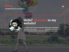 Katori+Free+WordPress+Theme - CoolHomepages Web Design Gallery