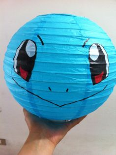 DIY version of Squirtle Pokemon.My DIY version of Squirtle Pokemon. 6th Birthday Parties, 8th Birthday, Birthday Ideas, Monster Party, Pokemon Halloween, Pokemon Photo, Pokemon Craft, Pokemon Birthday, Diy Craft Projects
