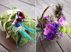 이미지 출처 http://blog.karentran.com/wp-content/uploads/2010/06/Peacock-ring-pillow-flower-girl-basket.jpg