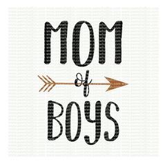 Mama of boys SVG cutting file vinyl file svg svg file My Boys Quotes, Raising Boys Quotes, Mom Quotes From Daughter, My Children Quotes, Mommy Quotes, Mothers Day Quotes, Family Quotes, Child Quotes, Love My Boys
