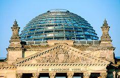 Dome, Reichstag, Berlin