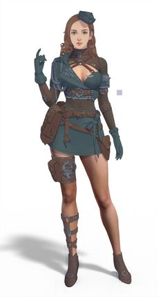 Female Character Concept, Character Reference, Comic Character, Character Design, Mutant Chronicles, Eyes Emoji, Diesel Punk, Beautiful Figure, Amazons
