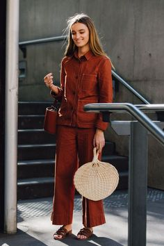 AW17 Trend | Rusty red | @styleminimalism