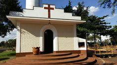 CAPELA- 30/10/2016 cidade: CORDEIRÓPOLIS/SP (Brasil). (posto Graal/Barreirense).