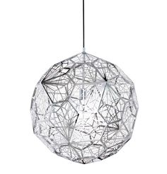 Replica Tom Dixon Etch Web Pendant by Tom Dixon - Matt Blatt