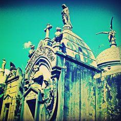 "@neilsonparc's photo: ""Recoleta buenos aires #argentina #recoleta #cemetery #travel #instatravelhub #mytravelgram #worldplaces"""