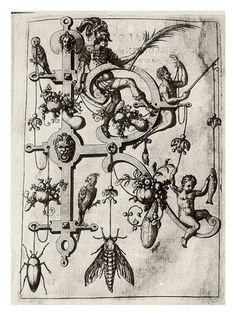 Quoted from: 017-Letra R- Romano-Neiw Kunstliches Alphabet 1595- Johann Theodor de Bry | Flickr - Photo Sharing!