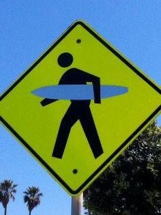 Santa Barbara street signs!