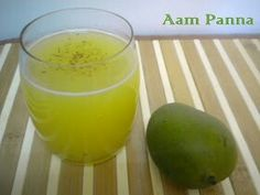 Raw Mango cooler (Aam Panna )  Prep Time - 15 Mins Cook Time - 30 Mins Serves - 2-4  Cook the mangoes with the water for half an hour. Remove from the flame.  INGREDIENTS Mangoes, raw, peeled, sliced 3/4 kg Water 5 cups / 1 lt Salt to taste Sugar 10 tbsp / 150 gm Cumin seeds (jeera), powdered 1 tsp / 5 gm Mint leaves (pudina), finely chopped one bunch  COOKING DIRECTIONS Cook the mangoes with the water for half an hour. Remove from the flame. Mash the mango pieces to pulp and pass the…