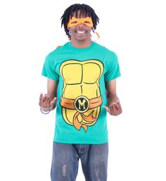 TMNT  TV Cartoon Costume T-Shirts | Cartoon Apparel