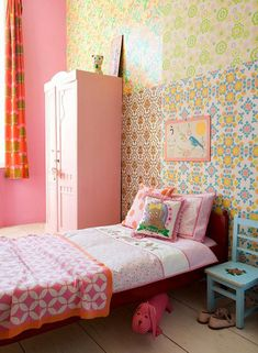 27 Childrens Bedroom Wallpaper Ideas it Making Cool
