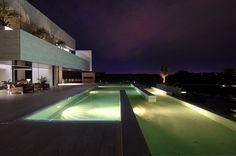 The Vivienda 19 House Design by A-cero - Architecture & Interior Design Ideas and Online Archives | ArchiiiArchiii