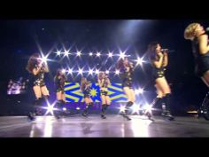 SMTOWN Live Madison Square Garden Oh! - SNSD - YouTube