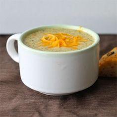 Broccoli Cheese Soup (Panera Bread Copycat)
