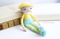 Crochet elf, crochet doll, crochet critters, crochet stuffed toy, crochet plush toy, amigurumi doll, amigurumi toy, crochet amigurumi toy by CuteLambKnitting on Etsy