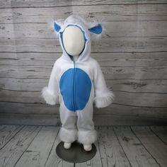 Yeti Fleece Toddler Costume
