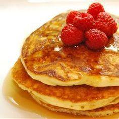 Pannenkoeken van karnemelk @ allrecipes.nl