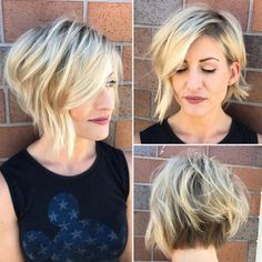 70 Cute and Easy-To-Style Short Layered Hairstyles d1f549eca516