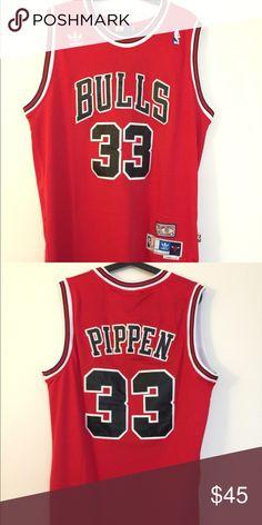 9b8d54b540da56 Scott Pippen Chicago Bulls HWC Jersey Brand new with tag