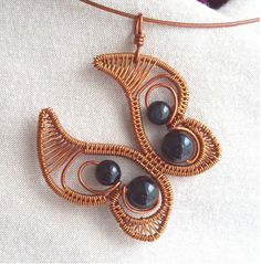 butterfly pendant   Flickr - Photo Sharing!