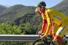 Spanish team at #Ponferrada2014 #sportswear #inverseteams #inverse #cycling #maillot #jersey #culotte