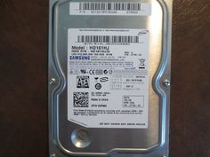 Samsung HD161HJ (HD161HJ/D) REV.A FW:JF100-22 160gb Sata (Donor for Parts) - Effective Electronics