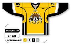 69ed816bd Custom Sublimated Hockey Jersey Design 1109