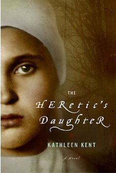Book Talk THE HERETICS DAUGHTER by Kathleen Kent  Fiction Reviewed by- linda (2009/08/26, 06:14 PM) This is a fascinating look at life in the late 1600's during the small pox epidemic and the Salem Witch trials. Kathleen Kent beautifully relates the details of every day life in this harsh period of our history.