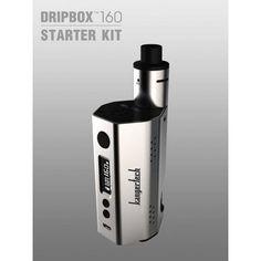 "vapor-madrid, vapeadores y cigarrillos electronicos  KANGERTECH DRIPBOX TC 160W STARTET KIT  Accionado por dos baterías 18650 ""NO INCLUIDAS"", 160W Kangertech Dripbox TC Starter Kit Con salida máxima de 160W, es compatible con los modos de VW TC /.  por solo 75€ con Enivio GRATIS.  http://vapor-madrid.es/tienda/electronicos/1029-kangertech-dripbox-tc-160w-startet-kit-856840006272.html"
