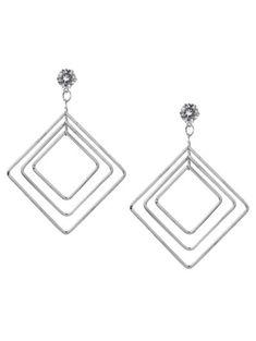 Useful Black Long Earrings For Women Hollowed Alloy Fan Shape Dangling Women Statement Retro Earrings Jewelry Accessories Excellent Quality Drop Earrings Jewelry & Accessories