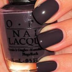 OPI I Break For Manicures. On my toes. Love.