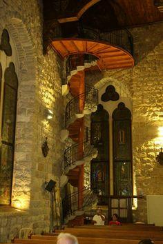 Eglise Notre Dame . Daroun Jounieh