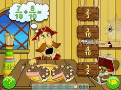 Smart Pirate Fractions Gameplay - YouTube