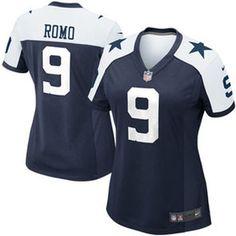 f1c82f1e933 9 Best Authentic Tony Romo Jersey - Nike Women's Kids' Navy Dallas ...