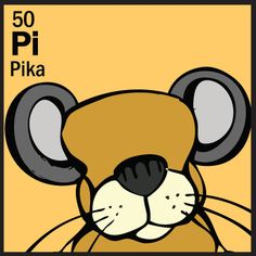 The Animal Table Wild Thing of the Week is the Pika And if you love all things… All Things Wild, Periodic Table Of The Elements, Dog Art, A3, Animal Kingdom, Love You, Symbols, Collections, Check