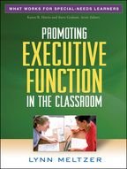 Accessible and practical, this book helps teachers incorporate executive function processes—such as planning, organizing, prioritizing, and self-checking—into the classroom curriculum. Chapters provide effective strategies for optimizing what K–12...
